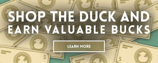 Wooden Duck Shoppe Rewards