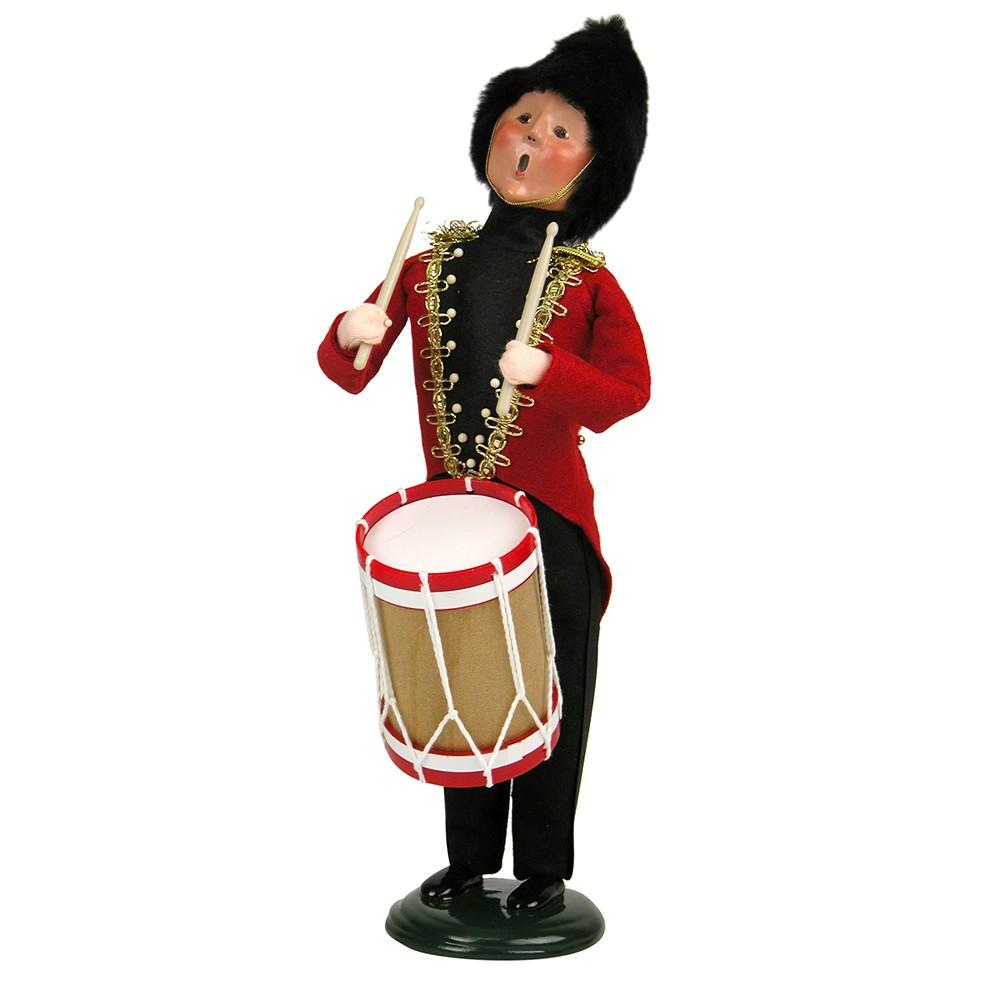 Twelve Days Of Christmas Carolers: Byers Choice – Twelve Drummers Drumming