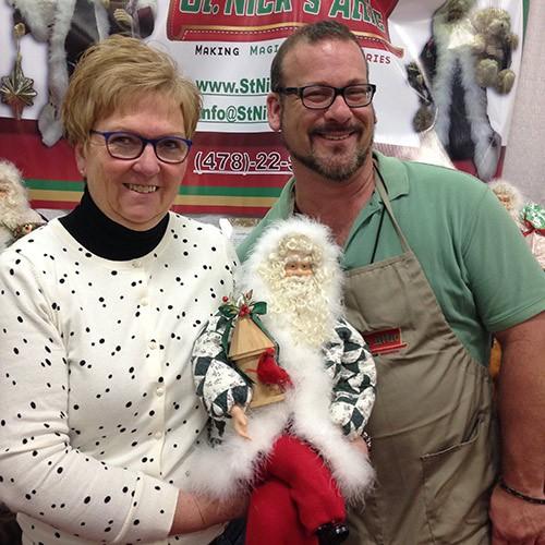 St. Nick's Attic Santas