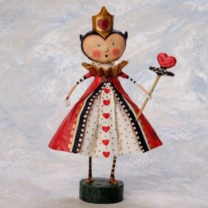 Lori Mitchell - Queen of Hearts | Wooden Duck Shoppe