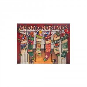Byers Choice - Stocking Advent Calender