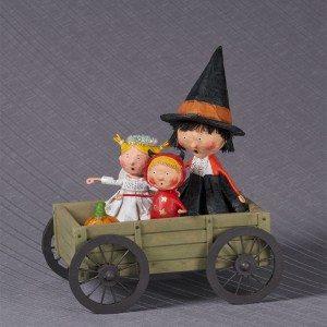Lori Mitchell - Halloween Hayride