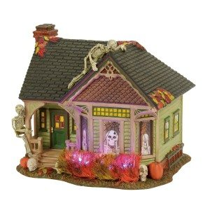Department 56 – The Skeleton House