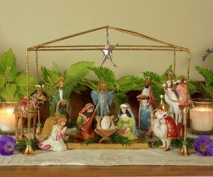 Patience Brewster - Mini Nativity Complete Set