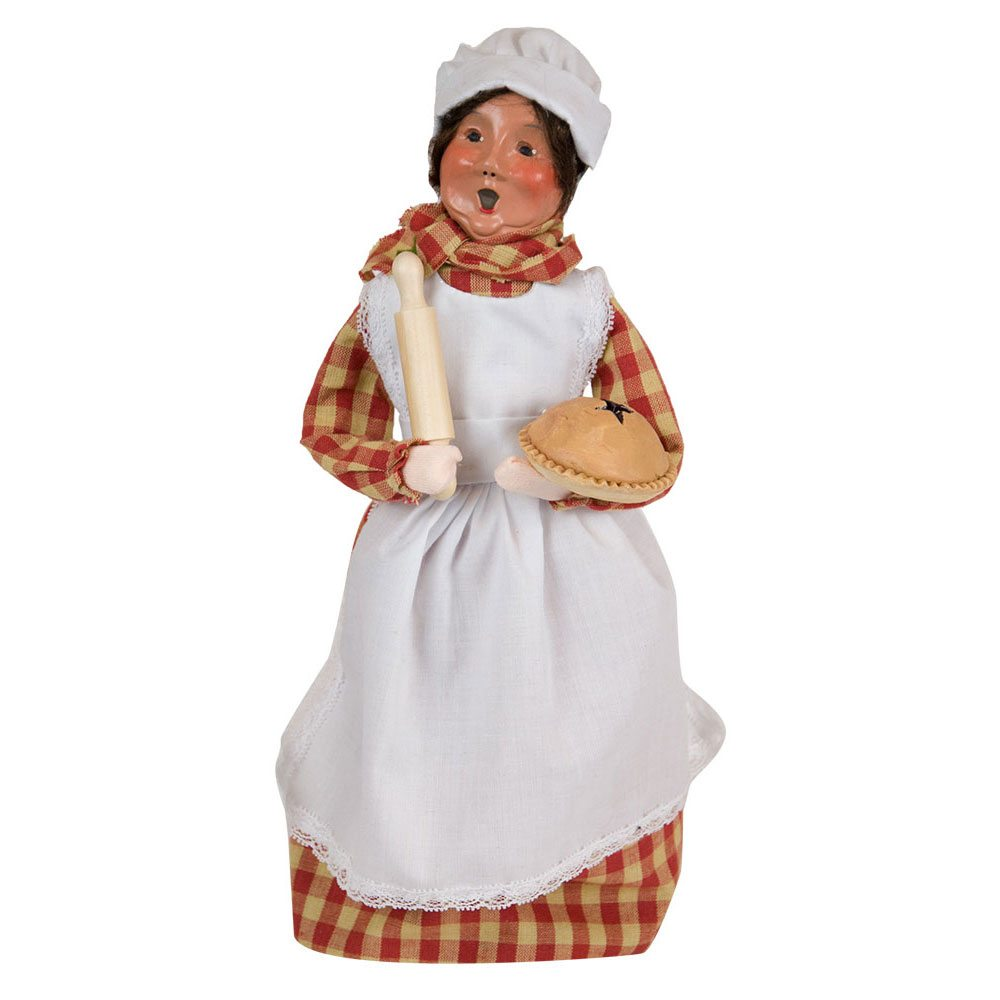 Jbigg S Little Pieces Byers Choice Carolers: Byers Choice – Pastry Chef