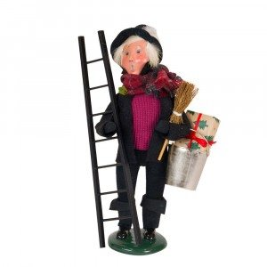 Byers Choice - Chimney Sweep - Wooden Duck Shoppe