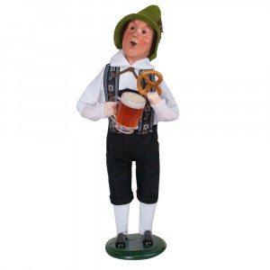 Byers Choice - Oktoberfest Man - Wooden Duck Shoppe