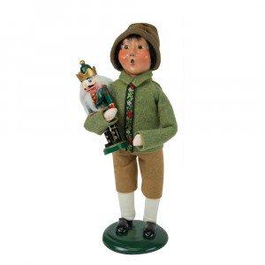 Byers Choice - Nutcracker Boy - Wooden Duck Shoppe