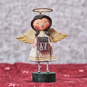 Lori Mitchell Figurine - Angel of the Home Figurine