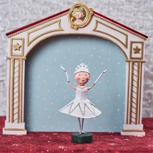 Lori Mitchell Figurine - Snow Queen Figurine