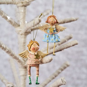 Lori Mitchell - Babes in Toyland Ornaments