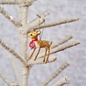 Lori Mitchell - Baby Reindeer Ornaments