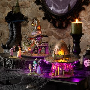 Department 56 halloween - Wooden Duck Shoppe