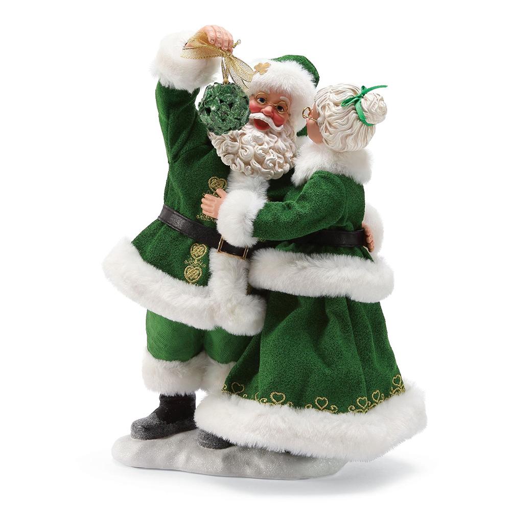 Possible Dreams Santas – Love, Loyalty, Friendship Irish Mr. and Mrs ...