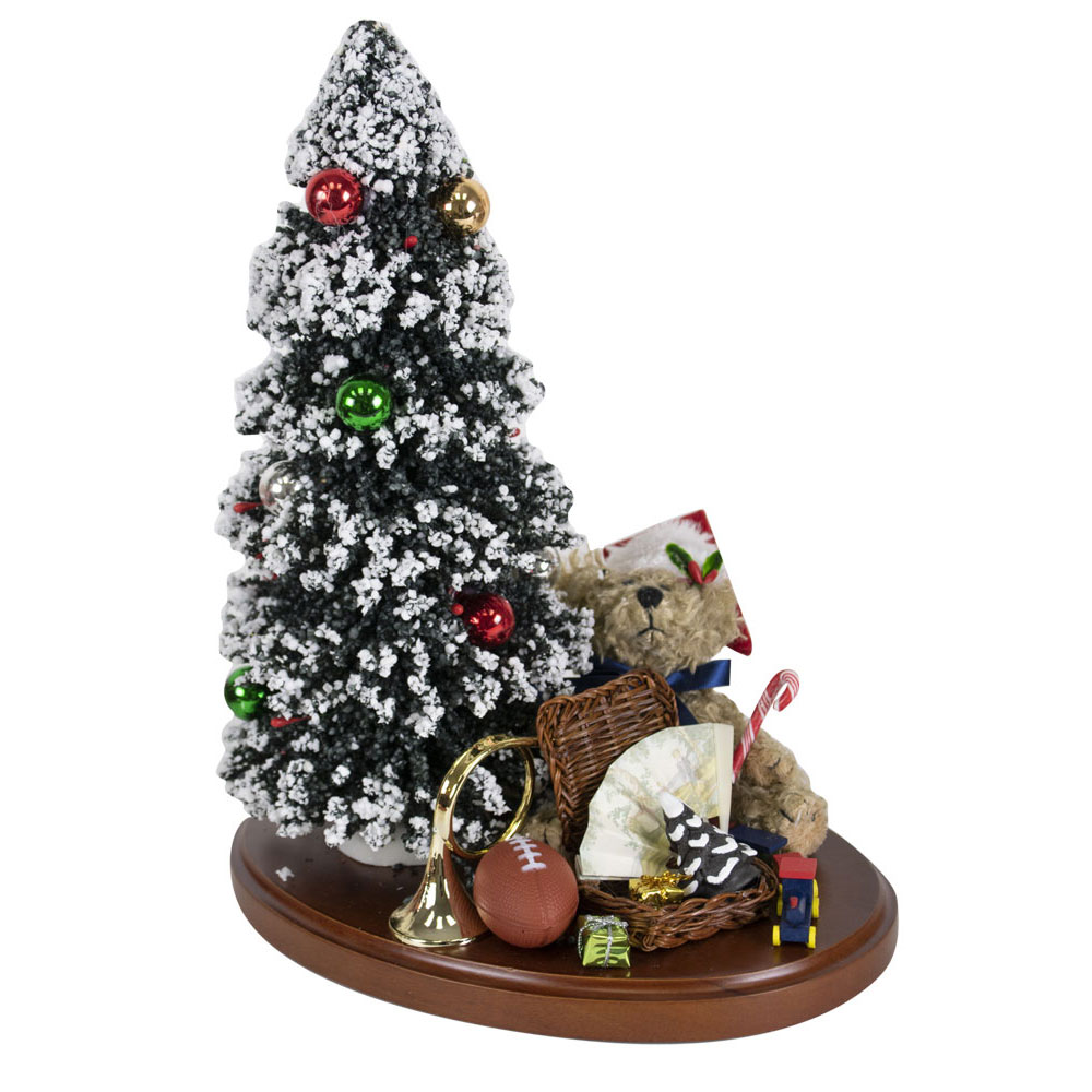 Jbigg S Little Pieces Byers Choice Carolers: Byers Choice – Tree On Base With Toys