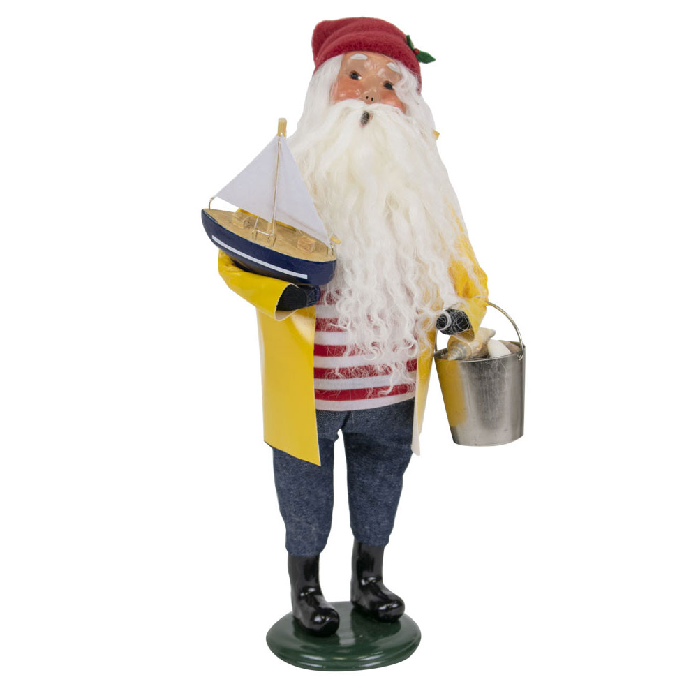 Jbigg S Little Pieces Byers Choice Carolers: Byers Choice – Nautical Santa – 2019