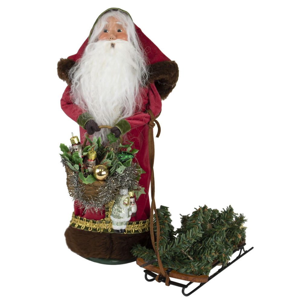 Jbigg S Little Pieces Byers Choice Carolers: Byers Choice – Trim A Tree Santa